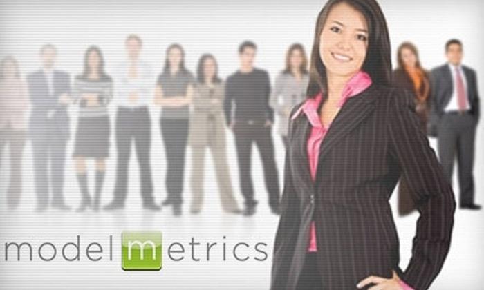 Model Metrics: $600 for Data Profiler Salesforce Analysis from Model Metrics ($2,500 Value)