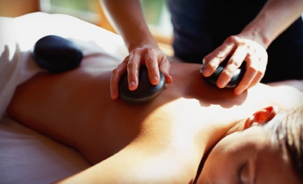 60-Minute Swedish Massage, Foot Mask, and Exfoliation for 1 Area (a $96 value) - Healing Touch in Glendale