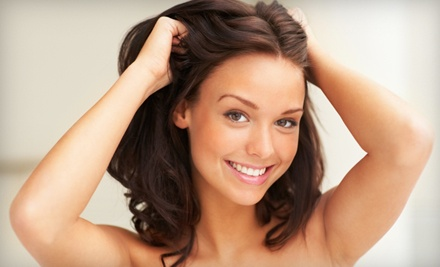 5 Laser Hair Removal Treatments on Small Area (a $500 value) - Simply Skin in Benton