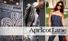 Apricot Lane Boutique - Graymoor-Devondale: $15 for $30 Worth of Clothes, Accessories, and More at Apricot Lane Boutique