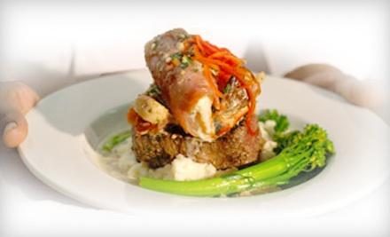 $50 Groupon for Dinner Fare - 1620 Restaurant in Little Rock