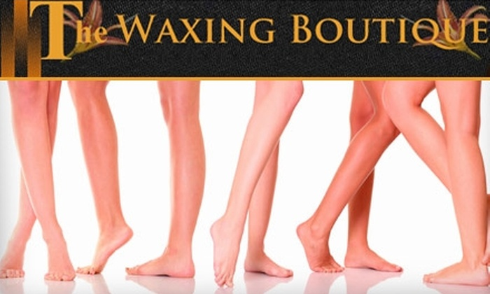 The Waxing Boutique - Five Points: $30 for One Spray-Tan Session and a Brazilian or Standard Bikini Wax at The Waxing Boutique (Up to $75 Value)