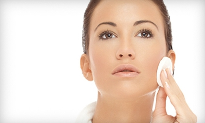 White Pearl Medical Spa - Far North Central: $139 for a ReFirme Skin-Tightening Treatment at White Pearl Medical Spa (Up to $400 Value)