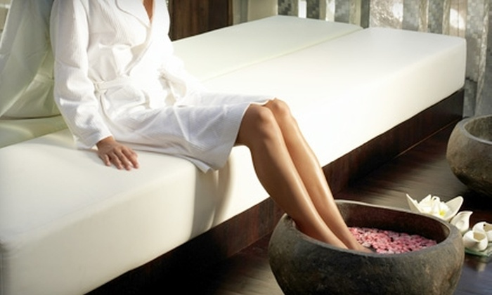 Downtown Herb Shoppe and Day Spa - Winter Garden: $17 for an Detox Footbath at Downtown Herb Shoppe and Day Spa in Winter Garden ($35 Value)