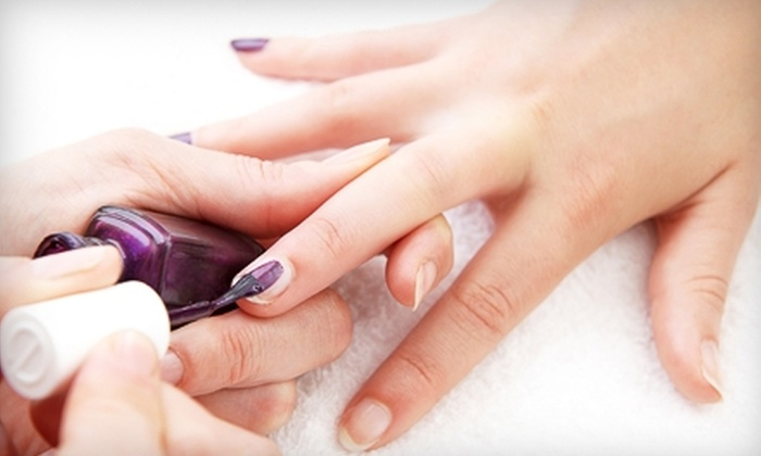 Eco Sanctuary Studio - Cayce: $20 for a Shellac Manicure at Eco Sanctuary Studio in Cayce ($40 Value)