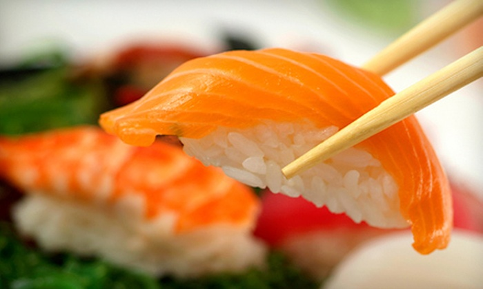 Big Eye Sushi Bar - Horizons: $12 for $25 Worth of Sushi, Tempura, and Drinks at Big Eye Sushi Bar in Scottsdale
