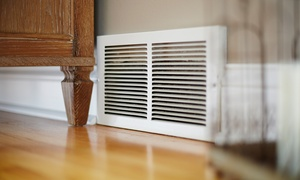 Ace Carpet and Ducts: $39 for HVAC System Air Duct Cleaning from Ace Carpet and Ducts ($229 Value)