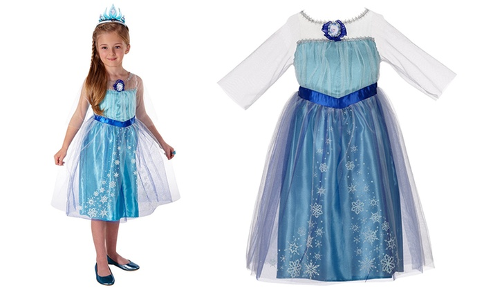 ... Frozen Anna or Elsa Kidsu0027 Costume ...  sc 1 st  Groupon & Frozen Anna or Elsa Costume | Groupon Goods