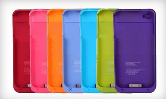 iShopNation: Apple iPod, iPhone, iPad, and Mac Accessories with or without Shipping Included from iShopNation (Up to 53% Off)
