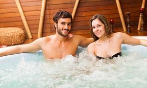 BORA BORA BENESSERE E SPA: Ingresso spa di coppia senza limiti di tempo con massaggio a scelta da Bora Bora Benessere e Spa (sconto fino a 72%)