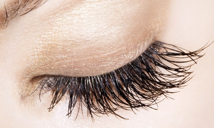 Pink Nail - Flushing: Mink Eyelash Extensions at Pink Nail (Up to 52% Off). Three Options Available.