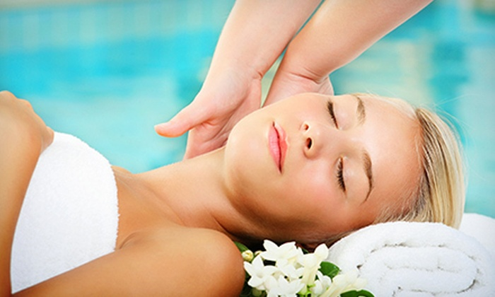 Baltimore Salon and Spa - Inner Harbor: Aromatherapy Massage, NovaLash Eyelash Extensions, or Anti-Aging Body Ritual at Baltimore Salon and Spa (Up to 72% Off)