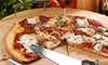 The Pizzeria Factory - Winnetka: $11 for $20 Worth of Pizza at The Pizzeria Factory