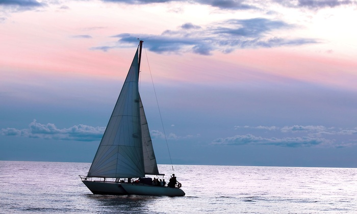 Port Sailing School - Manorhaven: Three-Hour Sailing Lesson with $10 Food Voucher from Port Sailing School (75% Off)
