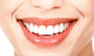 Montage Dentistry: Dental-Care Package with an Exam, X-rays, and Cleaning, or Zoom! Teeth Whitening at Montage Dentistry (Up to 88% Off)