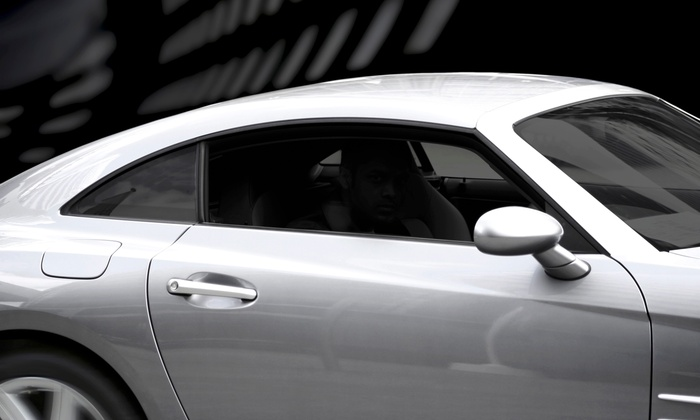 Quality Glass and Tint - Santa Clara: Window Tinting for Two or Four Windows at Quality Glass and Tint (Up to 50% Off)