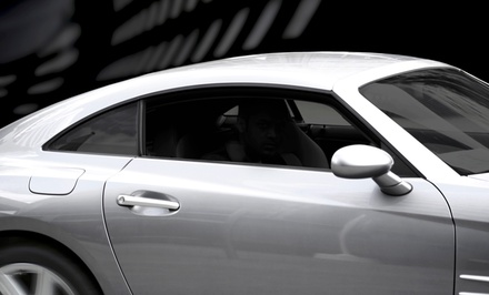 Window Tinting for Two or Four Windows at Quality Glass and Tint (Up to 50% Off)