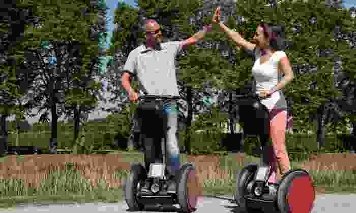 Electric Avenue eRides - Salida: Electric Bike or Segway Rental for Two from Electric Avenue E Bikes (Up to 50% Off)