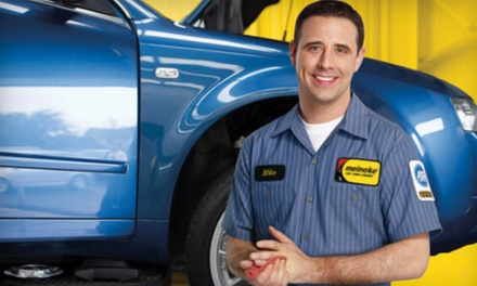 Preferred Oil Change or Maintenance Packages at Meineke Car Care Center (Up to 58% Off). Three Options Available.