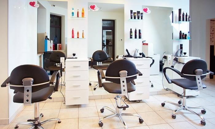 Matrix Salon Fryzjerski W Lublin Groupon