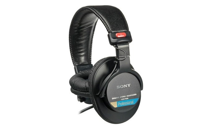 Sony Professional Over-Ear Headphones