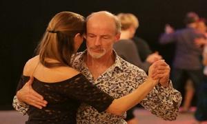 La Luna vzw: Argentijnse tango niveau 1 voor 1 persoon of koppel vanaf 39,99€