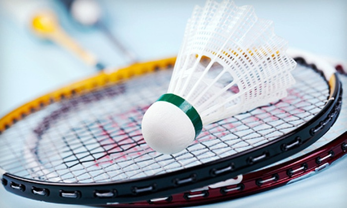 Ace Badminton Centre - Bridgeport: Two Hours of Badminton-Court Rental or 10 Daytime or Evening Drop-In Sessions at Ace Badminton Centre (Up to 54% Off)