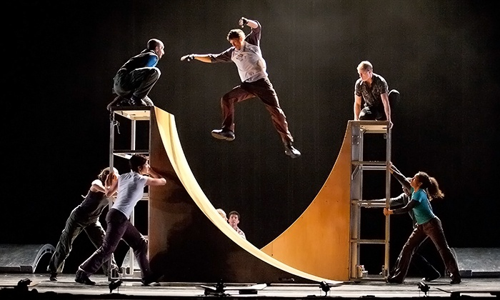 Diavolo - The Greek Theatre: Diavolo: Architecture in Motion at The Greek Theatre on Friday, September 12 (Up to 53% Off)