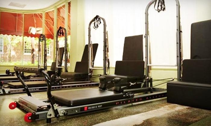 Pilates Bodies - Covington: $30 for Three Pilates Group Equipment Classes at Pilates Bodies in Covington ($60 Value)