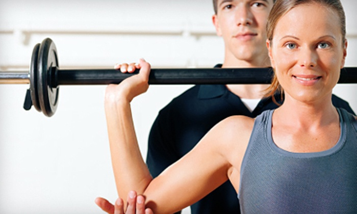 TaylorMade Personal Training & Consulting Inc. - Arbour Lake: 5 or 10 Half- or One-Hour Personal-Training Sessions at TaylorMade Personal Training & Consulting Inc. (Up to 57% Off)