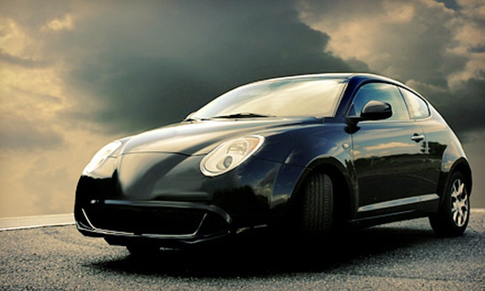 Mr. Tint  - Norco: $140 for a Tinting Treatment for Five Car Windows at Mr. Tint in Norco ($280 Value)