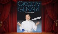 2 tickets pour le spectacle de Grégory Genart le 01 Octobre 2016 à 21h00 à Lasne dès 19 €