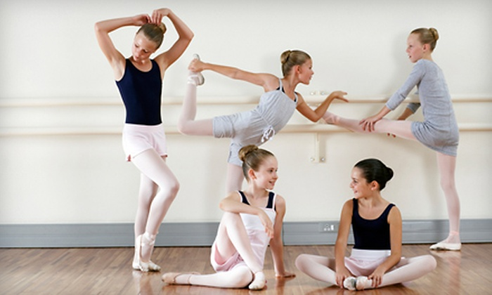 The Pointe Dance Center - Spring Valley: $39 for One Month of Unlimited Youth Dance Classes at The Pointe Dance Center ($279 Value)