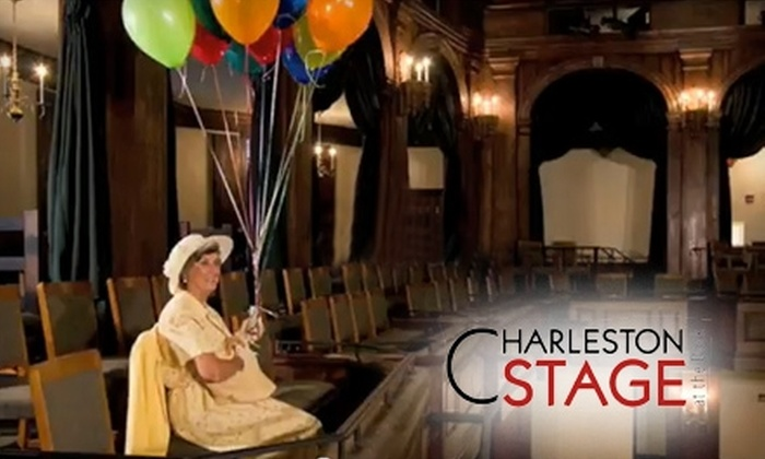 """Charleston Stage - French Quarter: $17 for One Admission to """"Helium"""" by Charleston Stage at The Dock Street Theatre (Up to $38 Value)"""