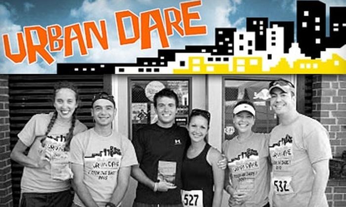 Urban Dare Miami - Flamingo / Lummus: $45 for a Two-Person Team Registration to Urban Dare Miami Adventure Race