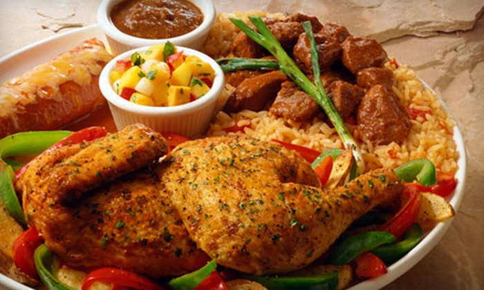Mr. Pollo Restaurant - College Point,East Elmhurst: Up to 64% Off Colombian Dining Experience at Mr. Pollo in Queens