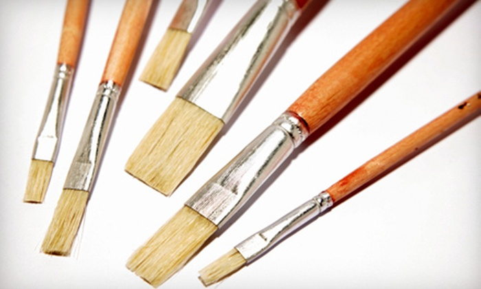 Plaza Artist Materials & Picture Framing - VCU: $10 for $20 Worth of Supplies at Plaza Artist Materials & Picture Framing