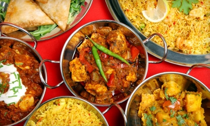 Taste of India - Norman: $7 for $15 Worth of Indian Cuisine at Taste of India in Norman