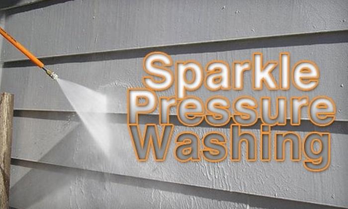 Sparkle Pressure Washing  - Nashville: Your Choice of One-Story or Two-Story Home Pressure Washing from Sparkle Pressure Washing (Up to $280 Value)