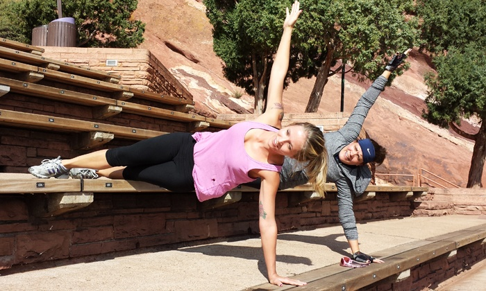 Avalanche Performance and Fitness - Red Rocks Amplitheatre: One Month of Unlimited Boot Camp Classes at Red Rocks Boot Camp (Up to 59% Off)