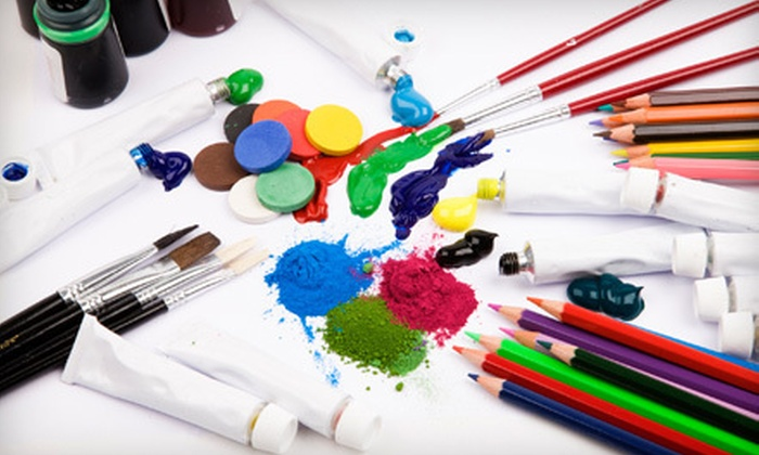 Crafts & Stuff - Multiple Locations: Craft Supplies or Custom Framing at Crafts & Stuff (60% Off)