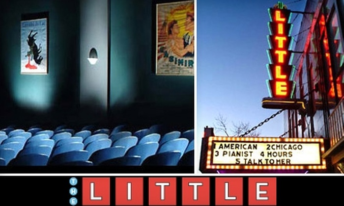 The Little Theatre - Group 14621: $9 for One Movie Ticket, Specialty Coffee, and Dessert at The Little Theatre ($19 Value)