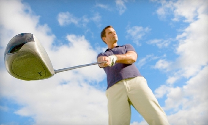 Inniscrone Golf Club - Avondale: $55 for 18 Holes of Golf for Two with Cart at Inniscrone Golf Club in Avondale (Up to $108 Value)