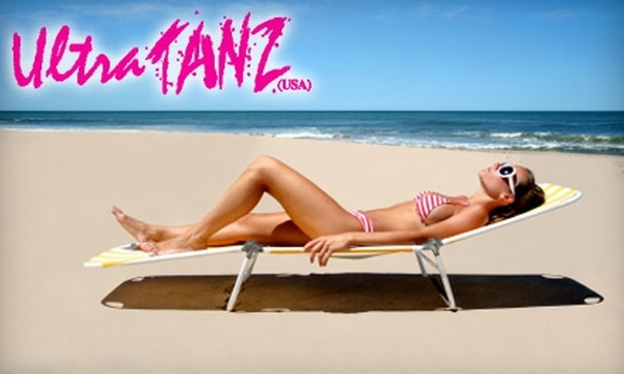 UltraTanz - Berkleigh: $10 for an UltraBronz or Mystic Tanning Session at UltraTanz (Up to $35 Value)