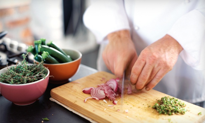 Classic Cooking - North Scottsdale: $49 for a 2.5-Hour Wine-Pairing Class and Five-Course Dinner at Classic Cooking in Scottsdale ($100 Value)