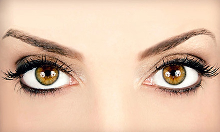 Beauty Clinique - Uptown Loop: Permanent Eyelash Enhancement for the Upper or Lower Lids or Both at Beauty Clinique (Up to 73% Off)