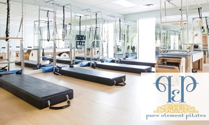 Pure Element Pilates - West Bloomfield: $30 for Any Five Barre or Mat Classes at Pure Element Pilates ($85 Value)
