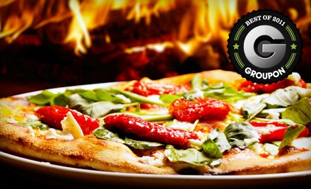 $32 Groupon to Giovannis Coal Fire Pizza - Giovanni's Coal Fire Pizza in Sunrise