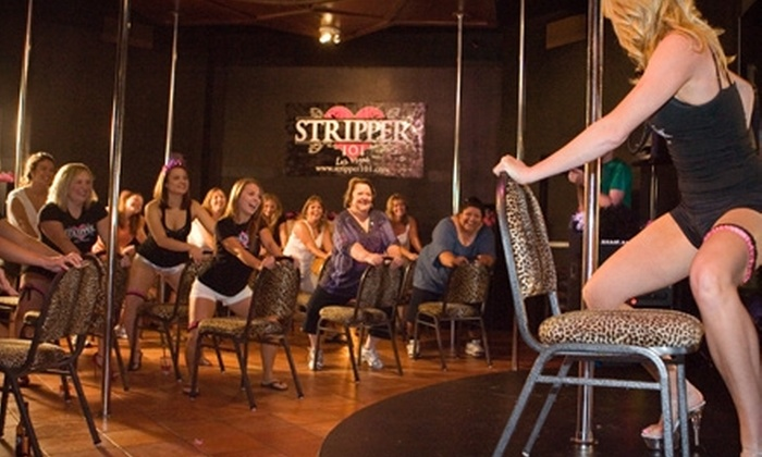 Stripper 101 - The Strip: $22 for Sapphire Pole-Dancing Package at Stripper 101 ($45 Value)