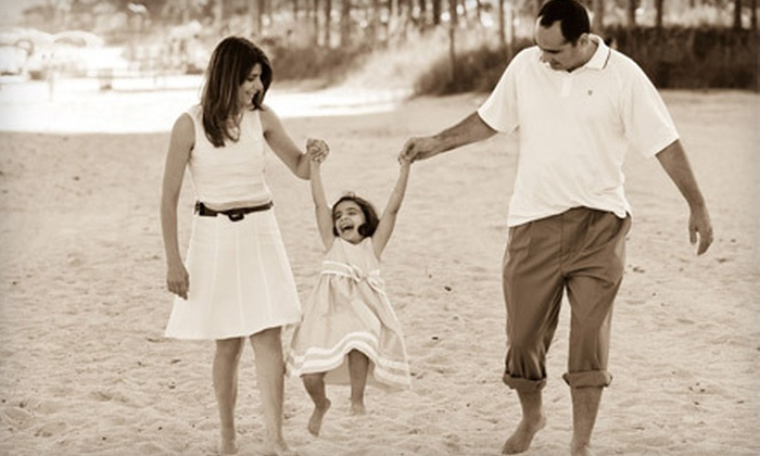 Miami Photo - Crafts: $45 for an On-Location or In-Studio Photo-Shoot Package from Miami Photo in Coral Gables ($300 Value)